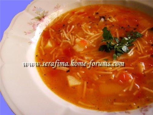 СупЫ, борщИ и другая первая жидкая пиСЧа - Страница 3 Cc1f15ed7256