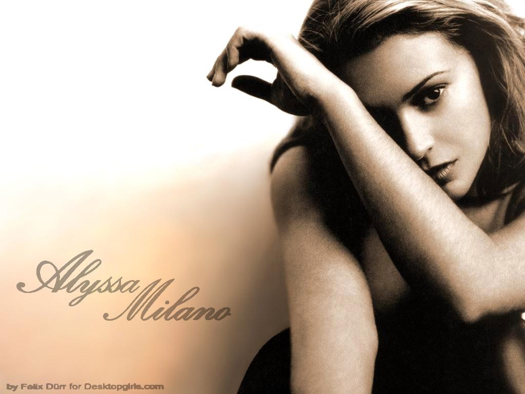 Алиса Милано/Alyssa Milano 386740864f9d