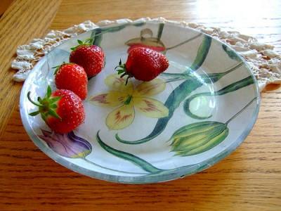 Эксклюзивные тарелки своими руками 2c7797cc59b6