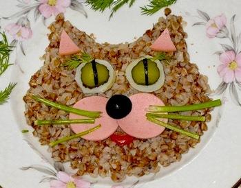 Идеи украшения салатов 059aacead955