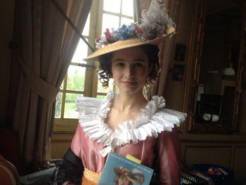 Film : Le Fabuleux destin d'Elisabeth Vigee Le Brun, peintre de  Marie-Antoinette (2015)