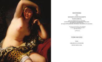 Souvenirs - Elisabeth-Louise Vigée Le Brun 23969678_7843841