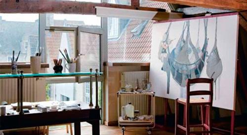04- Appartement & Atelier de Matrim Damodred (Paris) Appart