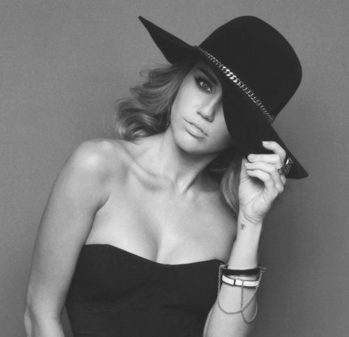 قبعات بنات روعة  Beautiful-girl-hat-miley-cyrus-Favim.com-590247
