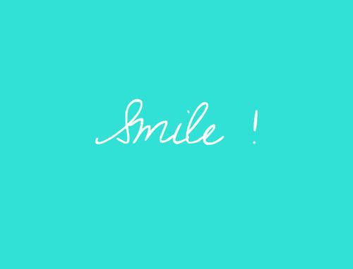 ♥ادخل للمنتدى مبتسم Smile اتاكد راح ترتاح وانت هنا♥♥ ضع بصمتك مبتسم ♥♥ - صفحة 2 Blue-happy-smile-text-Favim.com-612716