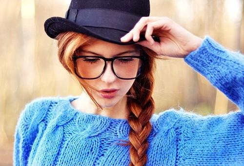 قبعات بنات روعة  Eyeglasses-fashion-girl-girly-Favim.com-570927