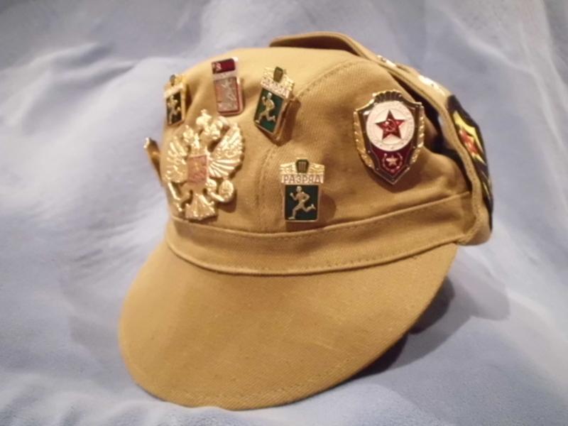 Gorras sovieticas. DSCI0249