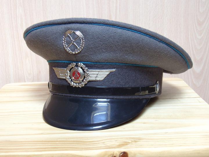 gorras - Gorras de la RDA EPSN0376