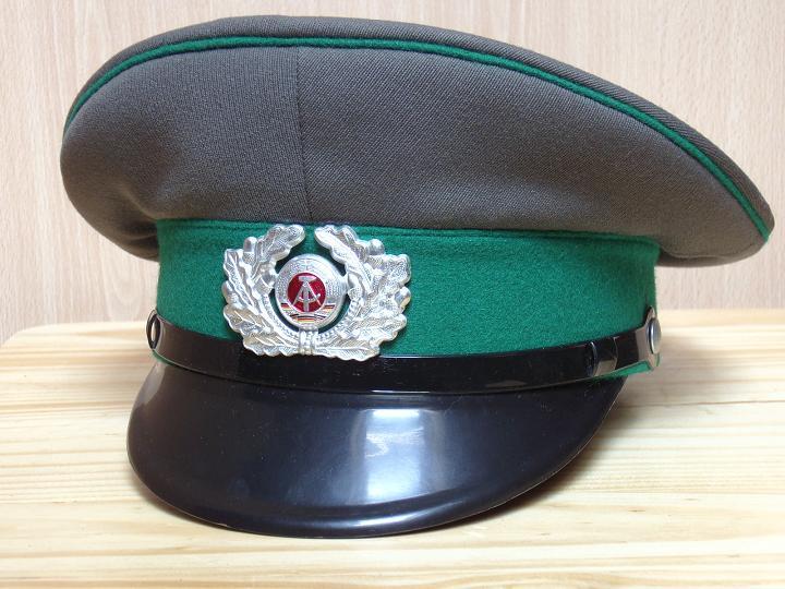 gorras - Gorras de la RDA EPSN0379