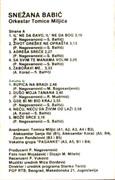 Snezana Babic Sneki - Diskografija - Page 2 1989_Kb