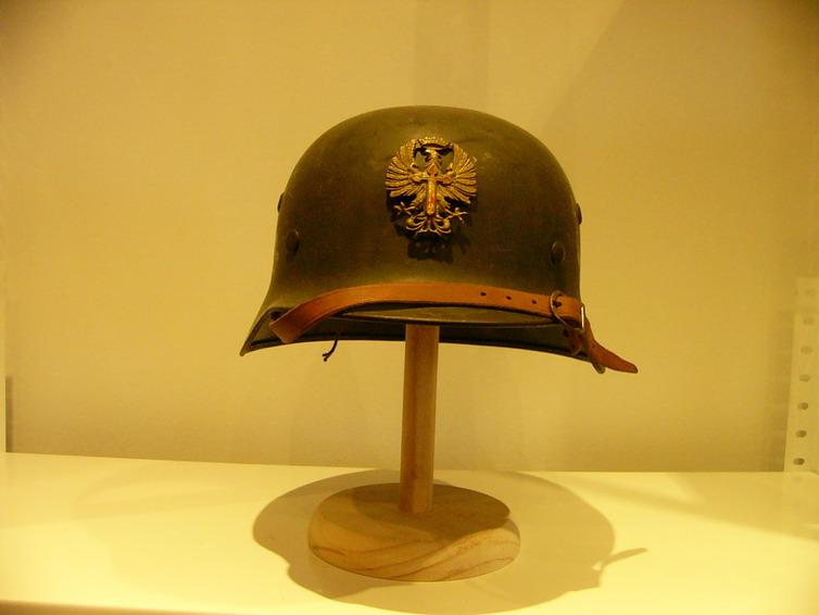 casco - Mod. 35 alemán en España. M35_con_gallina_021_Int_Aleman_col_FJPalomero