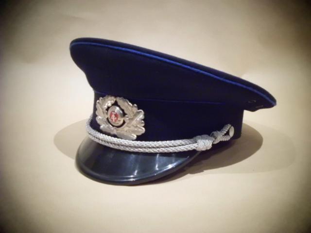Gorras de la RDA DSCI0131