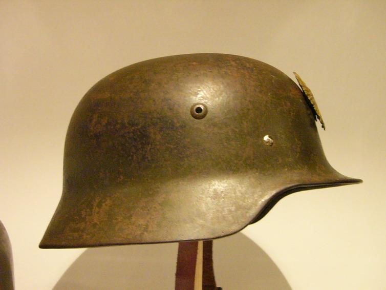 casco - Mod. 35 alemán en España. M35_con_gallina_042_Int_tipo_Ruso_col_FJPalom