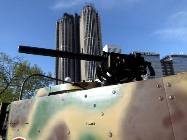No solo Militaria 2012. DSCI0082