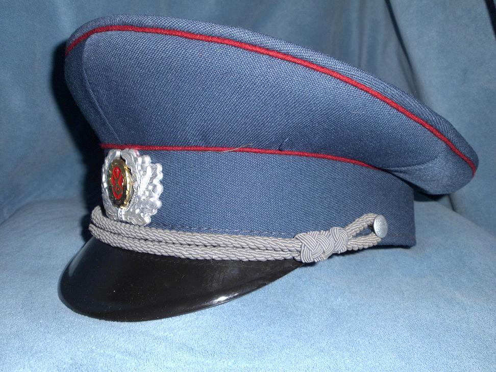 gorras - Gorras de la RDA DSCI0132