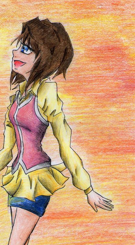 Hình vẽ Anzu Mazaki bộ YugiOh (vua trò chơi) - Page 6 2_Anzup_14