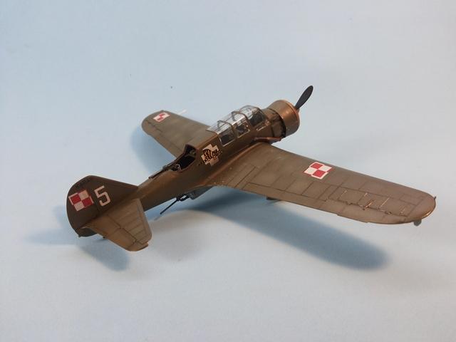 "PZL 23 ""Karas"" - Heller 1/72 PZL_60"