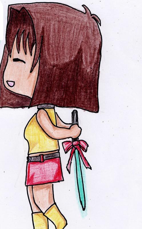 Hình vẽ Anzu Mazaki bộ YugiOh (vua trò chơi) - Page 3 1_Anzup_106