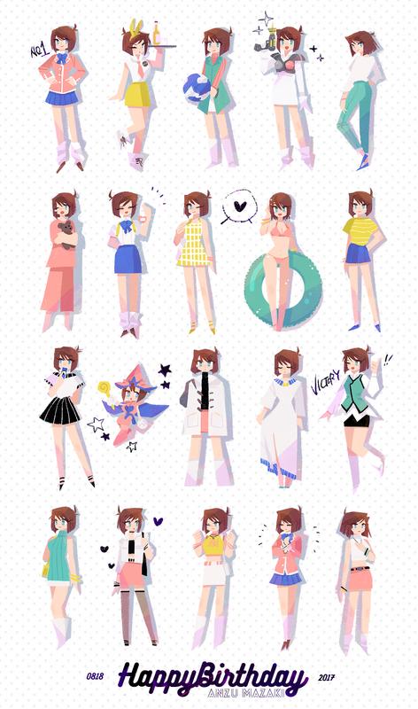 Hình vẽ Anzu Mazaki bộ YugiOh (vua trò chơi) - Page 3 1_Anzup_134