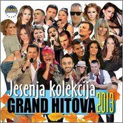 Gordana Goca Bozinovska - Diskografija Jesenja_kolekcija_Grand_hitova_2013_prednja