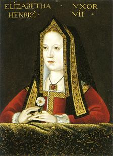 Dish of the Day - Page 9 800px-_Elizabeth_of_York_from_Kings_and_Queens_of