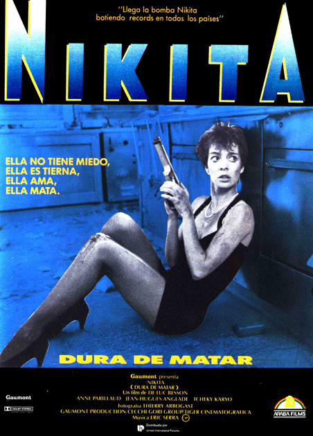 La Femme Nikita (1990)  & Point of No Return (1993) Nikita_2