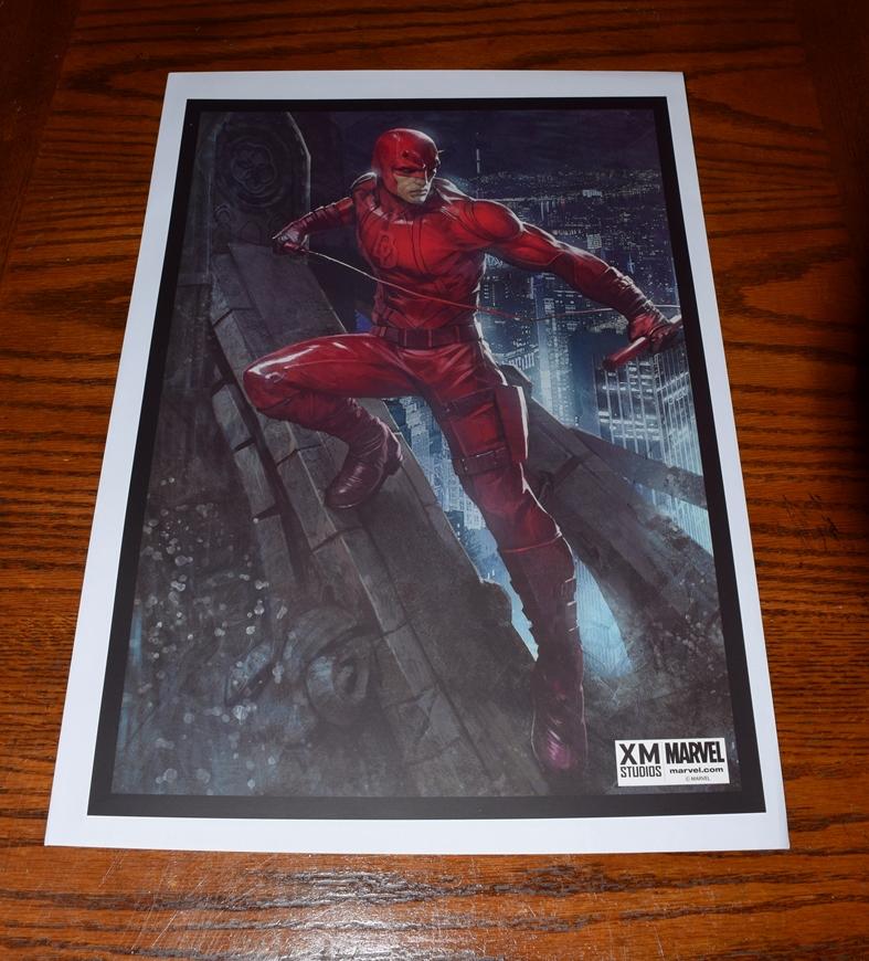 Premium collectibles : Daredevil  - Page 8 Print_1
