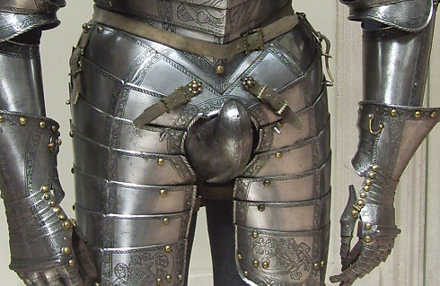Dressed to Kill: Fashion, Arms and Armour Codpiece_1