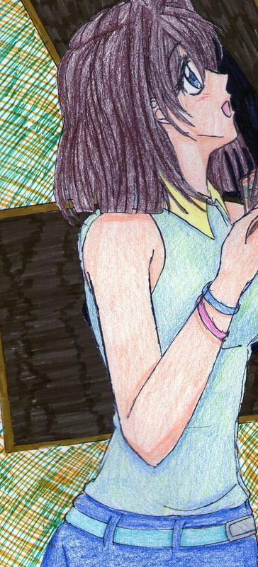 Hình vẽ Anzu Mazaki bộ YugiOh (vua trò chơi) - Page 3 1_Anzup_102