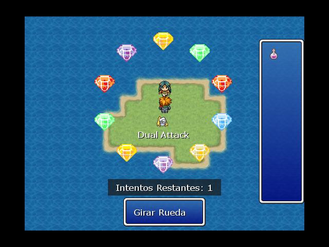 Gem Roulette XP + VX + ACE Screenshot_gem_roulette_vx