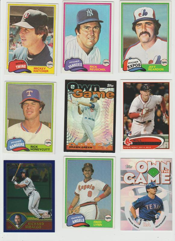 BB Cards F/S .10 cents Each (NEW LIST) Scanned Adding More 001