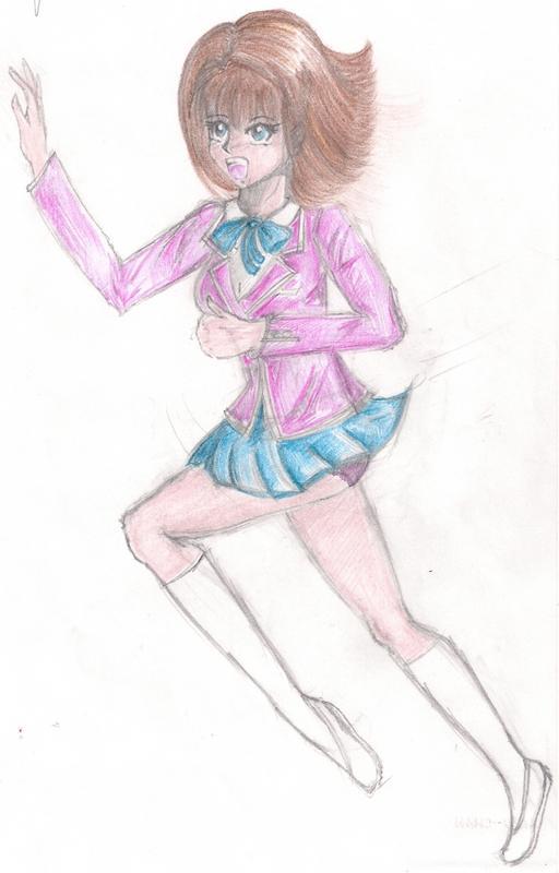 Hình vẽ Anzu Mazaki bộ YugiOh (vua trò chơi) - Page 6 2_Anzup_43