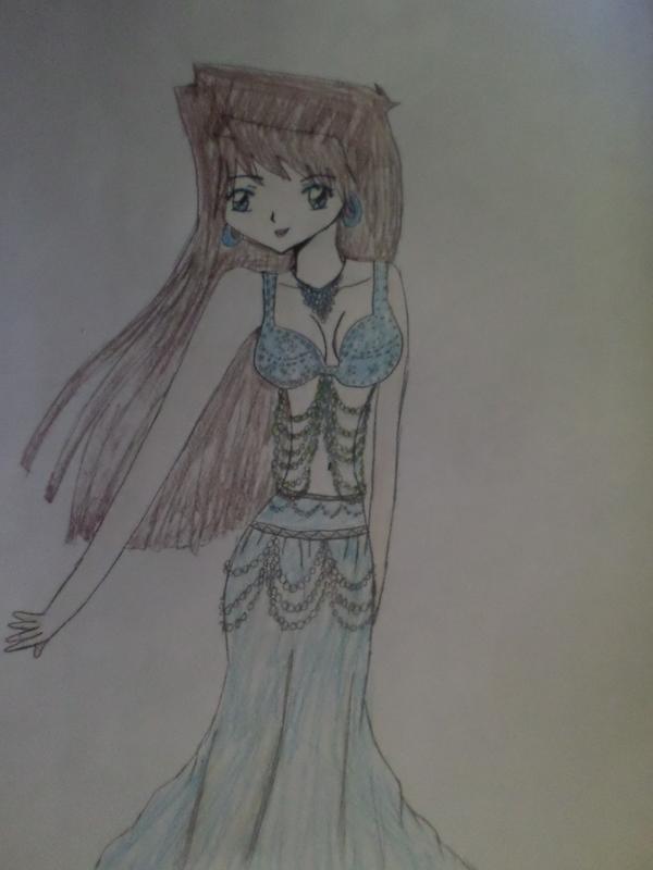 Hình vẽ Anzu Mazaki bộ YugiOh (vua trò chơi) - Page 3 1_Anzup_96