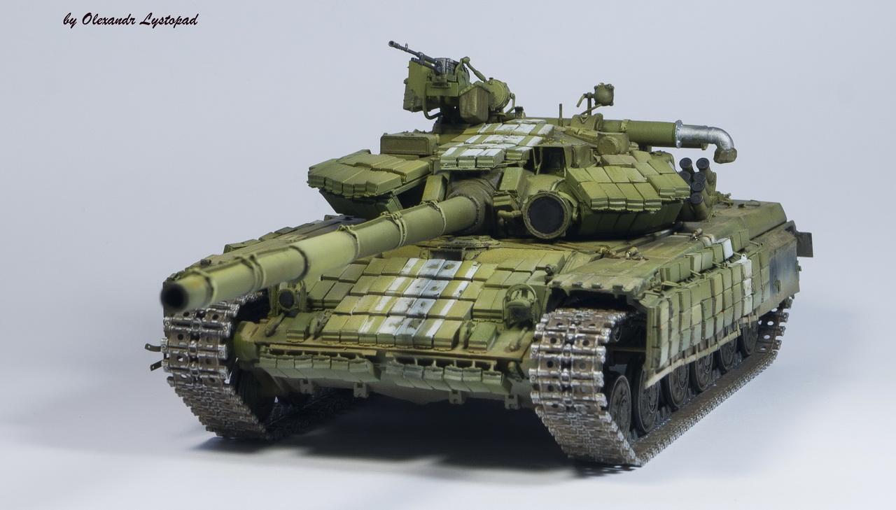 Т-64БВ Трумпетер 1/35 Image