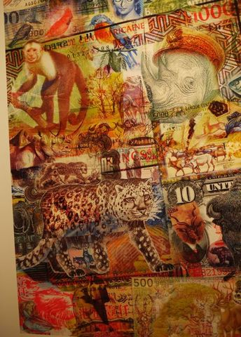 billetes africanos Col2
