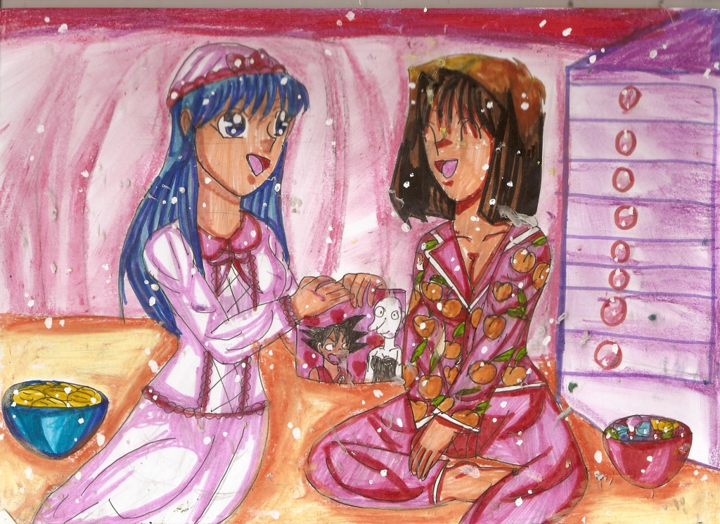 Hình vẽ Anzu Mazaki bộ YugiOh (vua trò chơi) - Page 6 2_Anzup_5