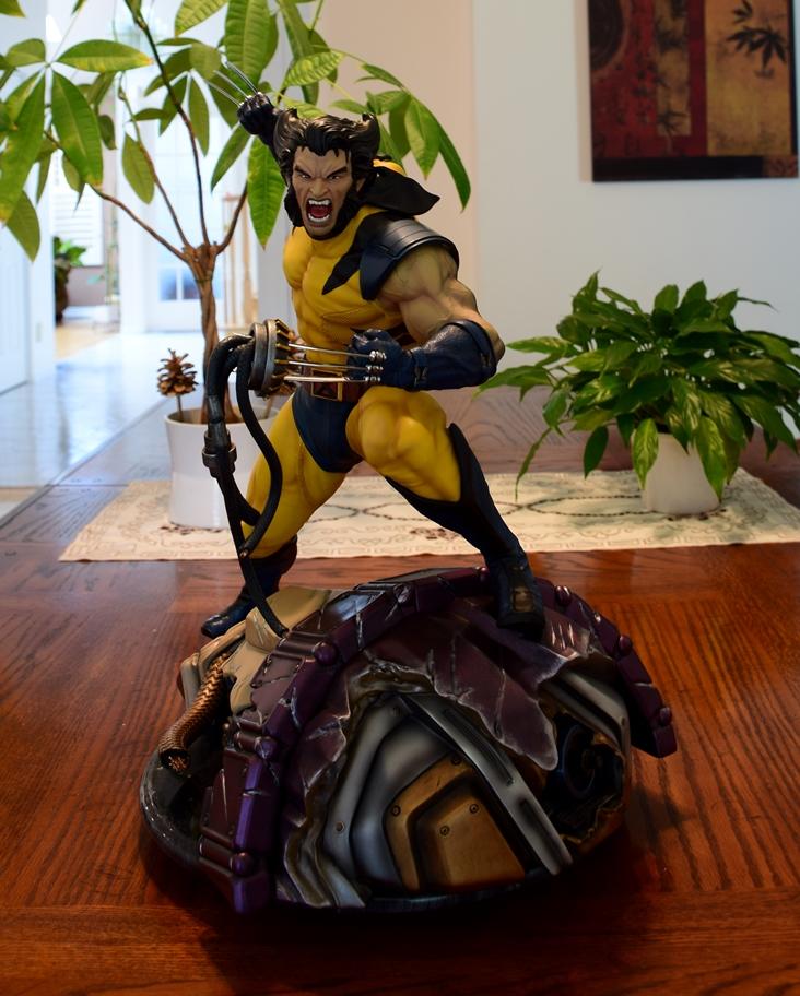 Premium Collectibles : Wolverine - Comics Version - Page 11 W18