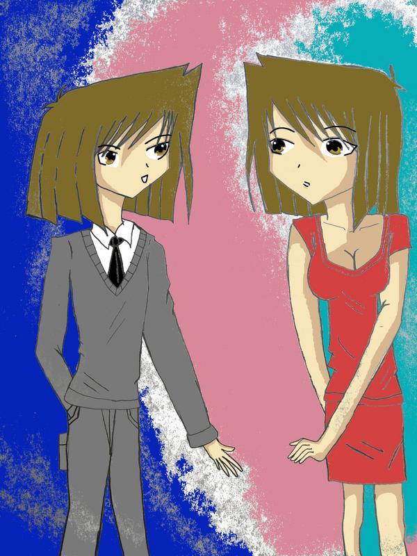 Hình vẽ Anzu Mazaki bộ YugiOh (vua trò chơi) 1_Anzup_23