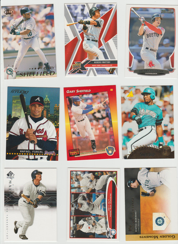 BB Cards F/S .10 cents Each (NEW LIST) Scanned Adding More 022