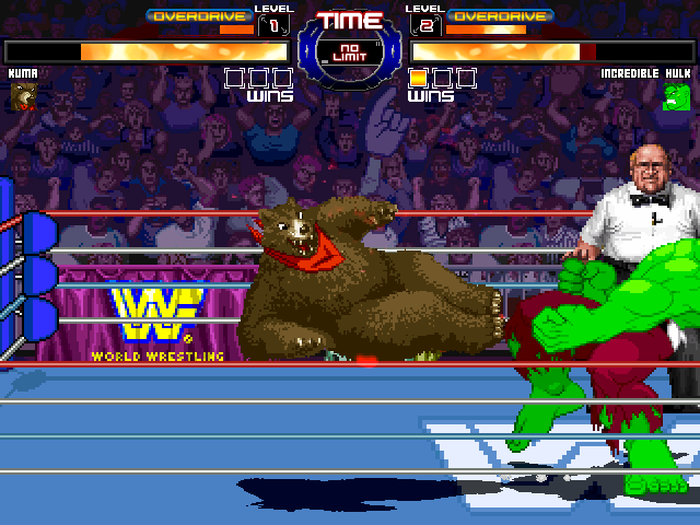 WWF-Ring Arena By Supaman2525 & OldGamer Mugen029