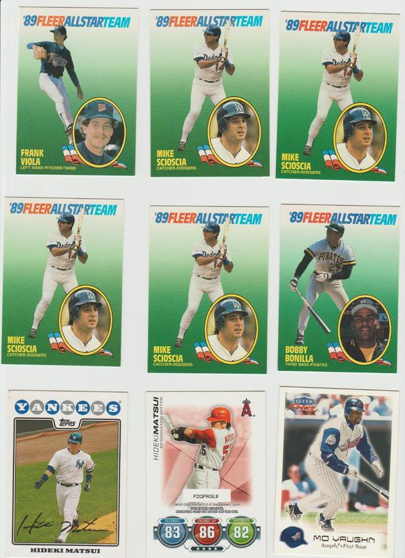 BB Cards F/S .10 cents Each (NEW LIST) Scanned Adding More 032