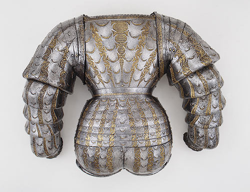 Dressed to Kill: Fashion, Arms and Armour Costume_armour_ca_1525
