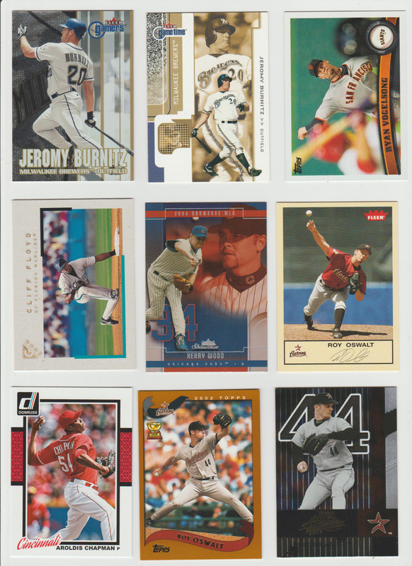 BB Cards F/S .10 cents Each (NEW LIST) Scanned Adding More 005