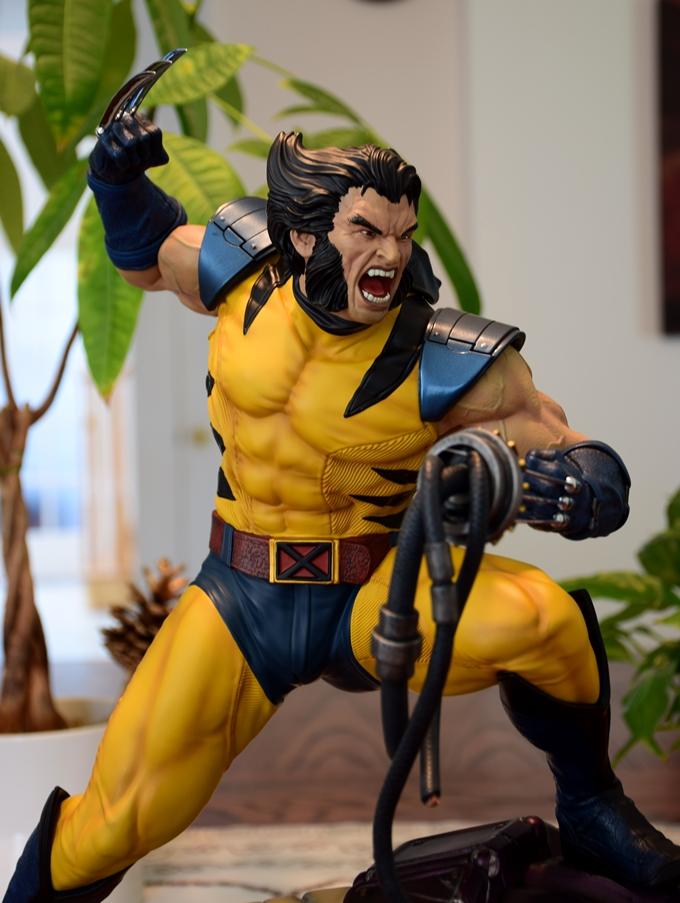 Premium Collectibles : Wolverine - Comics Version - Page 11 W10