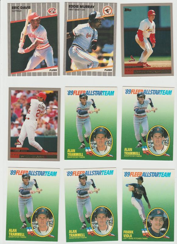 BB Cards F/S .10 cents Each (NEW LIST) Scanned Adding More 031