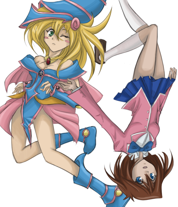 Hình vẽ Anzu Mazaki bộ YugiOh (vua trò chơi) 1_Anzup_13