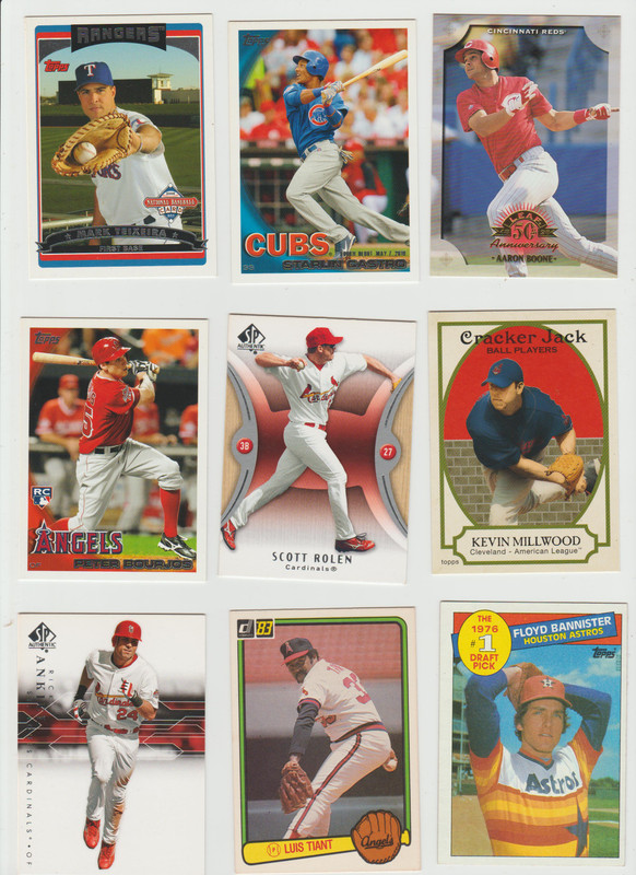 BB Cards F/S .10 cents Each (NEW LIST) Scanned Adding More 003