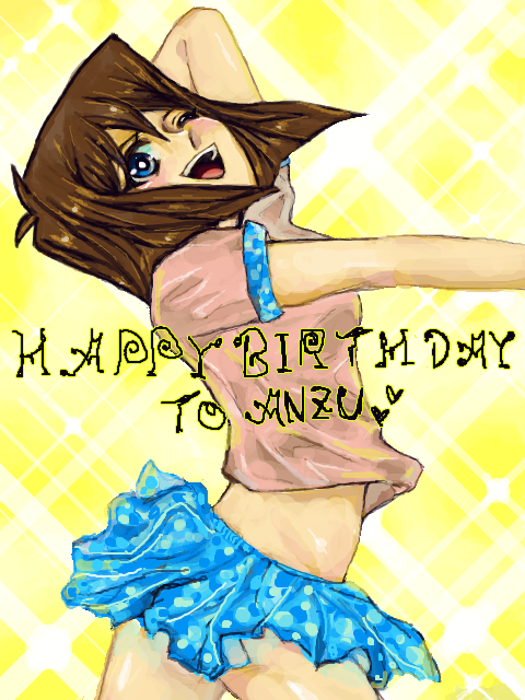 Hình vẽ Anzu Mazaki bộ YugiOh (vua trò chơi) 1_Anzup_32