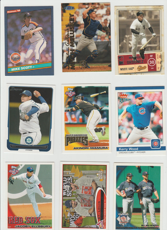 BB Cards F/S .10 cents Each (NEW LIST) Scanned Adding More 004