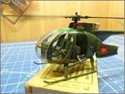 OH-6 Cayuse 1/72 (Italery) Image